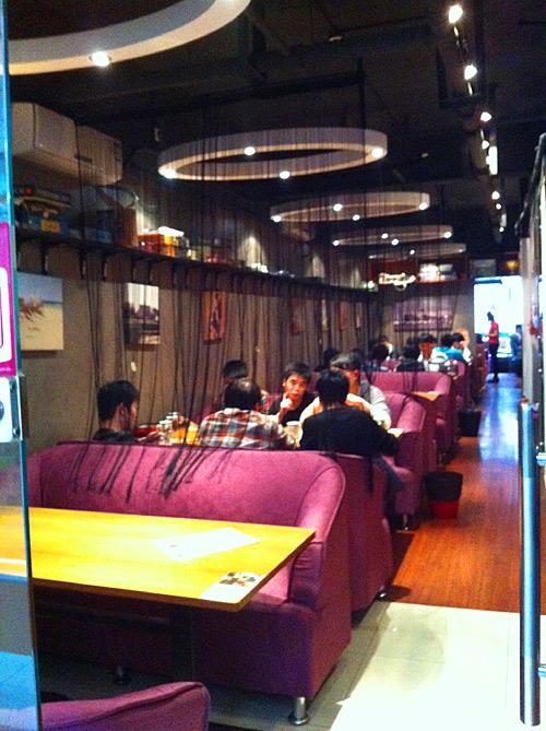 上海のゲームバー