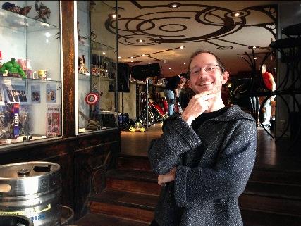 ピグフォン パリのゲームバー