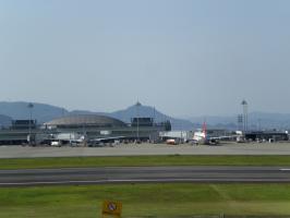 空港滑走路