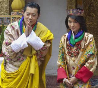 ブータン国王