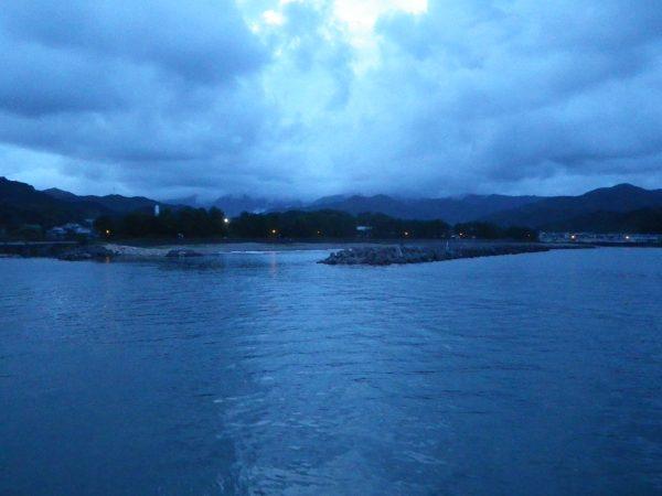 2012 8月22日 久礼新港