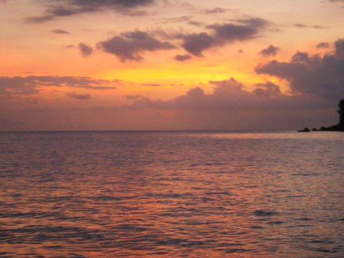 2012 8月31日 夜明け