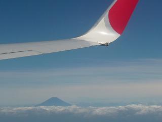 畿内から富士さん
