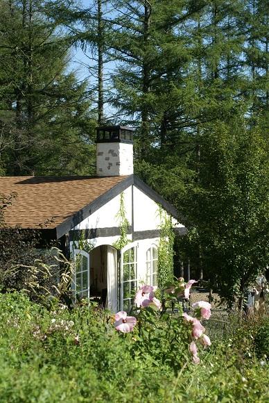 風のガーデンハウス