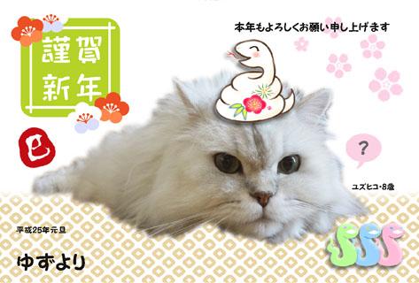 ユズ年賀-FC2