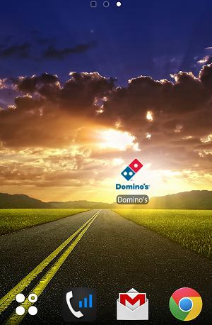 ドミノピザのアプリ「Domino's App」