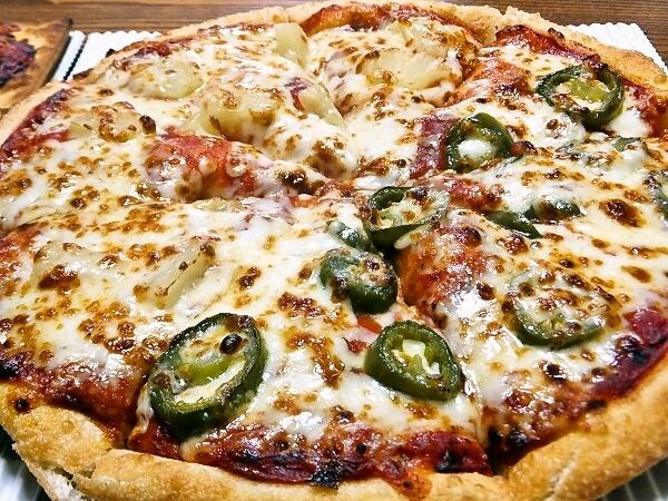 ピザハットのトッピングピザ