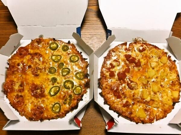 プレーンピザ+トッピング