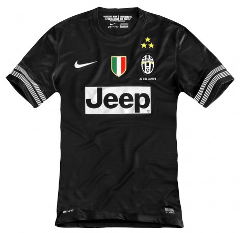 Juventus 12-13 away
