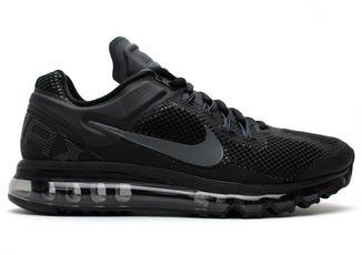 Nike Air Max+2013 Black
