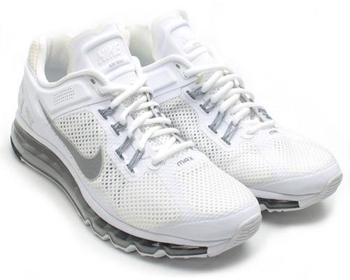 Nike Air Max+2013 White