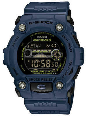 G-SHOCK Navy Blue GW-7900NV-2JF