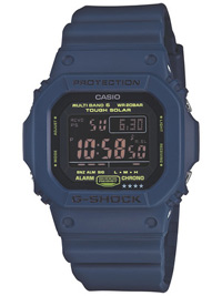 G-SHOCK Navy Blue GW-M5610NV-2JF