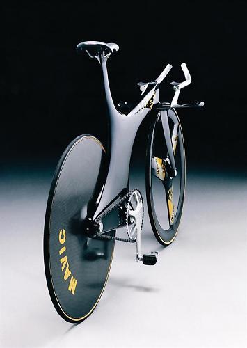 Chris Boardman Lotus Bike