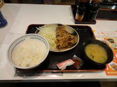 牛焼肉定食!