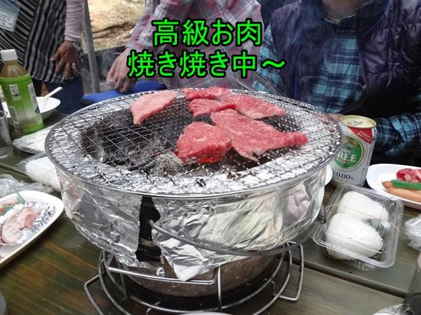 お肉焼き焼き