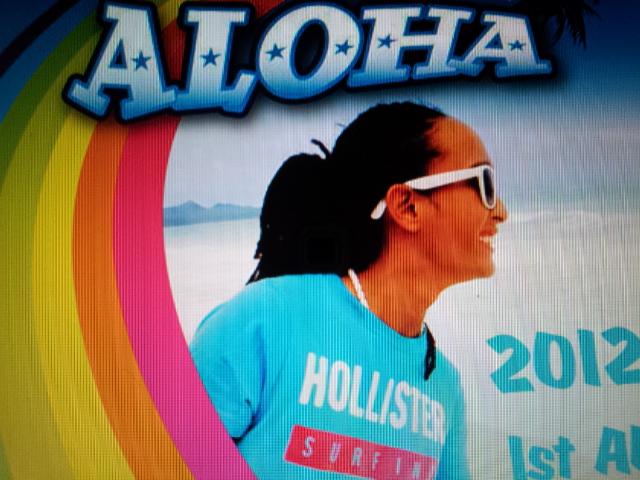 aloha☆