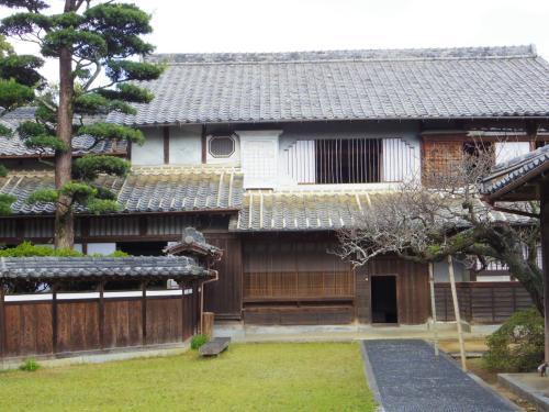糸島満生さん宅