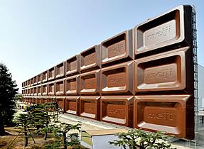 明治チョコ工場