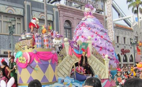 6)パレード