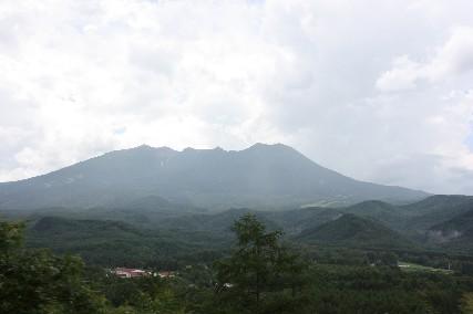 南乗鞍キャンプ御嶽山
