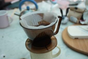 12南乗鞍キャンプコーヒー