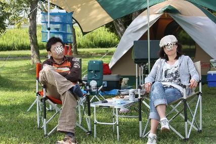 12.10琵琶湖畔キャンプ2モデル画像
