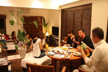 12.10home party全体