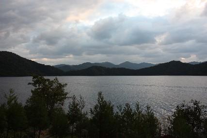 三方五湖菅湖