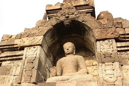 カーラの門の仏陀