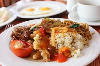 メリアプロサニ朝食