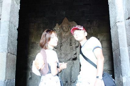 ブラフマ神殿