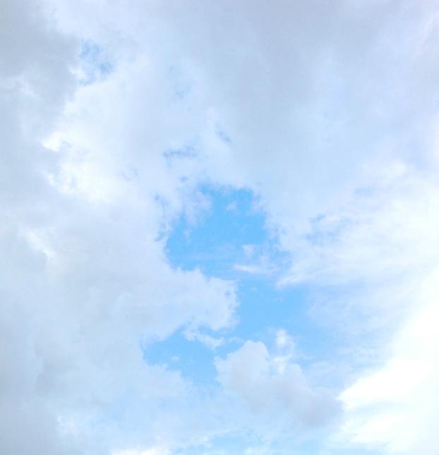 夏の空 1