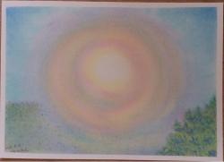 2013円形の虹