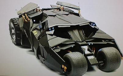 バットモービル5