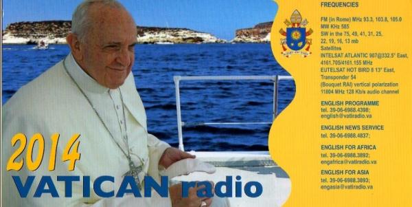 Pope Francis Radio Vaticana