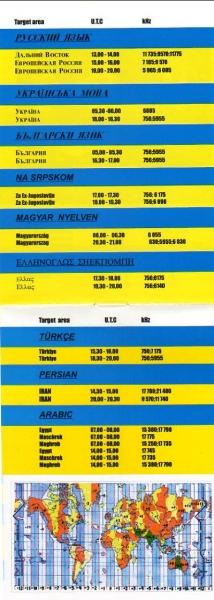 WINTER 1998-1999 60 YEARS OF RADIO ROMANIA INTERNATIONAL