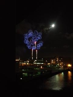 横浜花火1