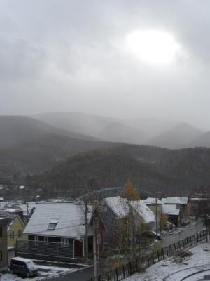 CIMG9073二度目の初雪