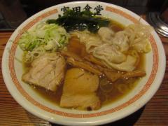松戸中華そば 富田食堂-9