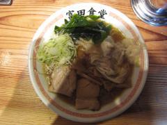 松戸中華そば 富田食堂-10
