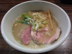 麺や 而今【弐五】 ~【月曜営業開始記念限定】豚骨白湯そば~-3