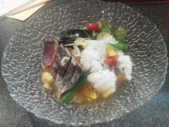烈志笑魚油 麺香房 三く【参】-2