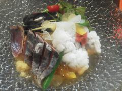 烈志笑魚油 麺香房 三く【参】-4
