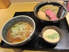 「麺屋一燈」×「ソラノイロ」コラボ~「鶏白湯+ムール貝出汁つけ麺」~-3