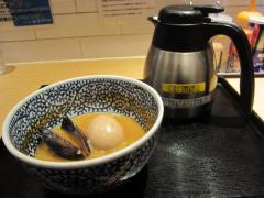 「麺屋一燈」×「ソラノイロ」コラボ~「鶏白湯+ムール貝出汁つけ麺」~-7