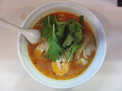 「らぁ麺 美志満」で夏季限定第2弾「トマトの酸辣湯麺」-5
