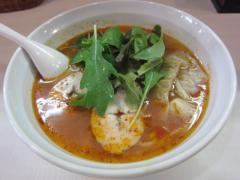「らぁ麺 美志満」で夏季限定第2弾「トマトの酸辣湯麺」-4