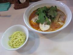 「らぁ麺 美志満」で夏季限定第2弾「トマトの酸辣湯麺」-8
