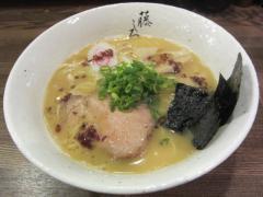 【新店】麺屋 藤しろ-6
